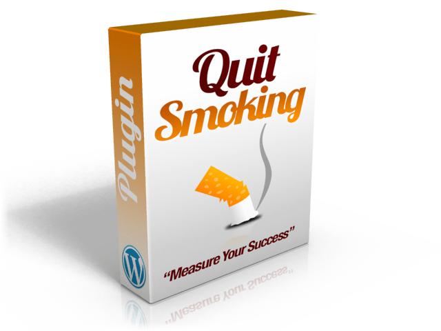 Quit Smoking Plugin for Wordpress
