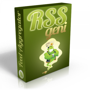 RSS Feeds Portal/Startpage Generator