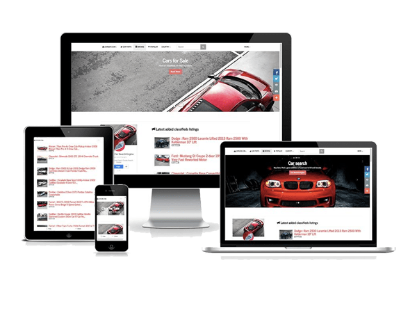 Car Search Engine - eBay Motors API