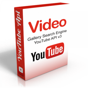 Youtube Video Gallery PHP Script