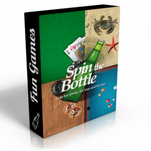 HTML5 - Spin the Bottle Game