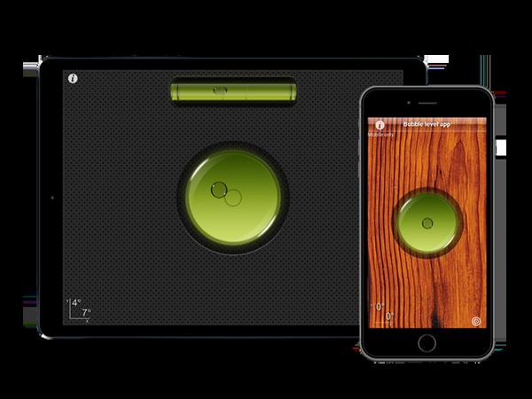 Bubble Level Tool App